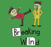 Breaking Wind by cubik