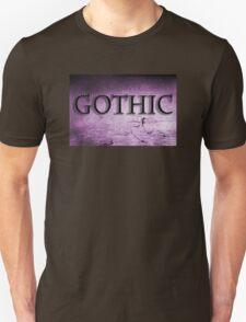 Gothic Style  T-Shirt