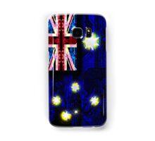 circuit board australia (flag) Samsung Galaxy Case/Skin