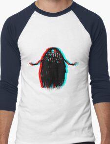 Nito 3D Men's Baseball ¾ T-Shirt