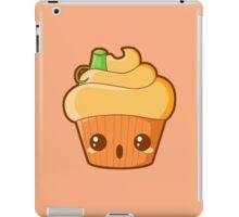 Spooky Cupcake - Pumpkin iPad Case/Skin