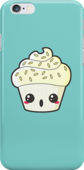 Spooky Cupcake - Ghost by pai-thagoras