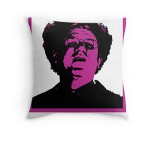 Big Time Riverboat Grambler Throw Pillow