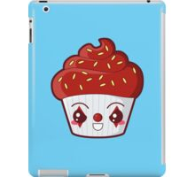 Spooky Cupcake - Killer Clown iPad Case/Skin