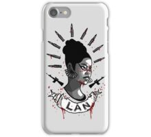 L.A.N iPhone Case/Skin