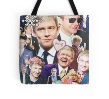 martin freeman collage Tote Bag