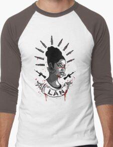 L.A.N Men's Baseball ¾ T-Shirt