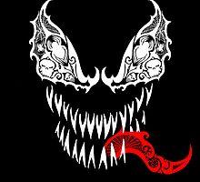 Tribal Venom by LVBART