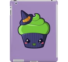Spooky Cupcake - Wicked Witch iPad Case/Skin