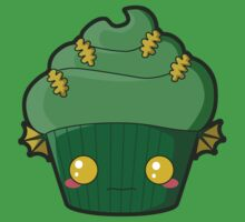 Spooky Cupcake - Swamp Thing Kids Clothes