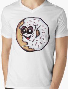 Baked Goods- Donut Mens V-Neck T-Shirt