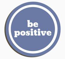 be positive in lilac by Lorie Warren