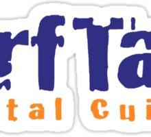 Surf Taco 2 Sticker