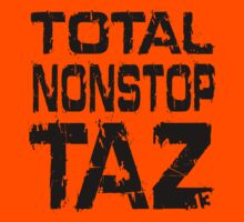 Total NonStop TAZ by TOPZtees