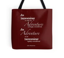 Adventure Tote Bag