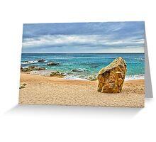 Costa Brava, Spain Greeting Card
