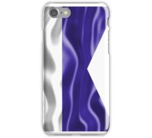 Alpha Dive Flag iPhone Case/Skin