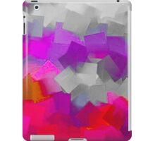 Cube Color Craze iPad Case/Skin