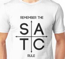 Remember the CAST rule Unisex T-Shirt