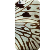 Butterfly wing 2 iPhone Case/Skin