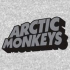 Arctic Monkeys by kevincharles