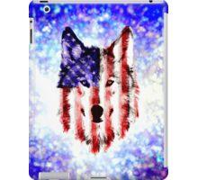 wolf USA iPad Case/Skin