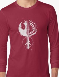 Star emblems Long Sleeve T-Shirt