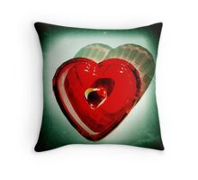 HeartsOnFire_7915 Throw Pillow
