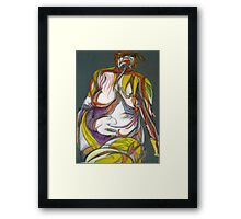 Tatoo U Framed Print