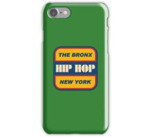 The Bronx Hip Hop iPhone Case/Skin
