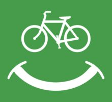 Bicycle Smile T-Shirt Kids Clothes