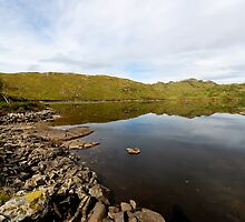 Loch Blain by English Landscape Prints