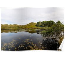 Loch Blain Poster