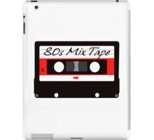 80s Music Mix Tape Cassette iPad Case/Skin