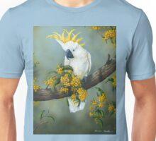 """ Austraian Cockatoo "" Unisex T-Shirt"