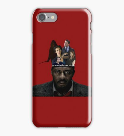 John Luther iPhone Case/Skin