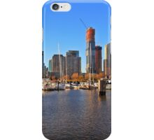 Lower Jersey City Newport iPhone Case/Skin