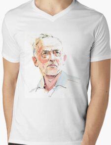 Jeremy Corbyn Mens V-Neck T-Shirt