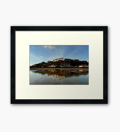 Saltburn By The Sea Framed Print