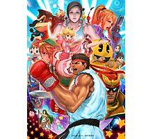 Smash 4 Ryu Reveal Illustration Photographic Print