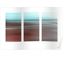 Robin Hoods Bay - Abstract Poster