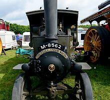 The Foden Steam Wagon by Stephen Smith