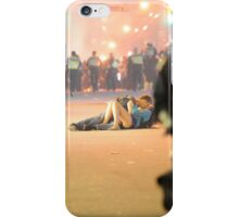 Vancouver Riot Kiss iPhone Case/Skin