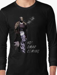 Omar Little Long Sleeve T-Shirt