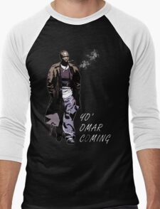 Omar Little Men's Baseball ¾ T-Shirt