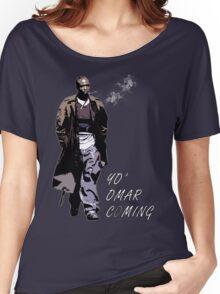 Omar Little Women's Relaxed Fit T-Shirt