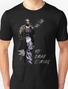 Omar Little Unisex T-Shirt