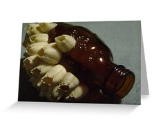 Bottle O' Barnacles Greeting Card