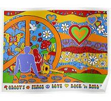 Hippie Reborn Poster