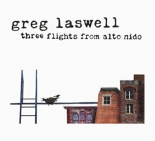 Three Flights from Alto Nido - Greg Laswell by alvarov90